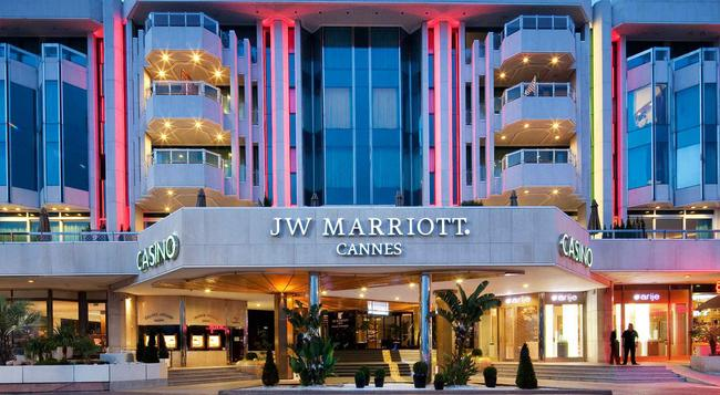 JW Marriott Cannes - Cannes - 建築