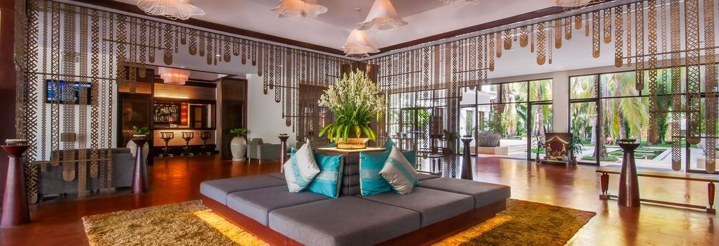 The Privilege Floor By Lotus Blanc - 暹粒 - 建築
