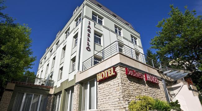 Jagello Business Hotel - 布達佩斯 - 建築