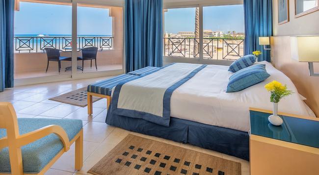 Cleopatra Luxury Resort - Makadi Bay - 赫爾格達 - 臥室