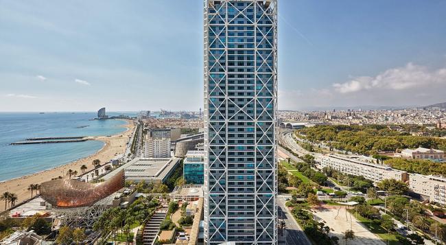 Hotel Arts Barcelona - 巴塞羅那 - 建築