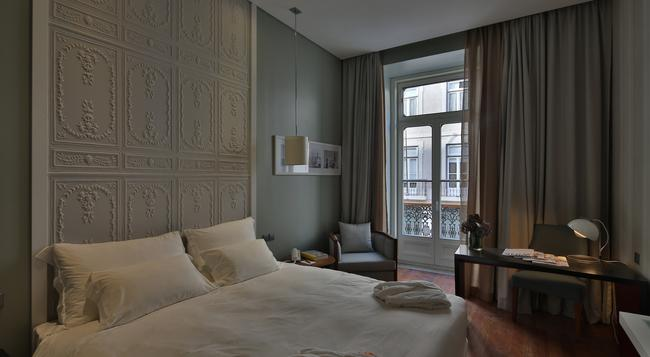 Pousada de Lisboa, Praça do Comércio - Monument Hotel - 里斯本 - 臥室