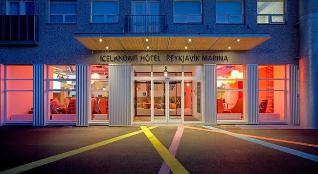 Icelandair Hotel Reykjavik Marina - 雷克雅未克 - 建築