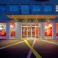 Icelandair Hotel Reykjavik Marina Exterior