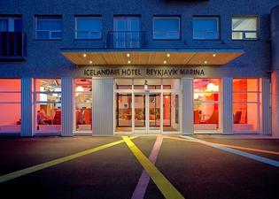 冰島雷克雅未克濱海酒店