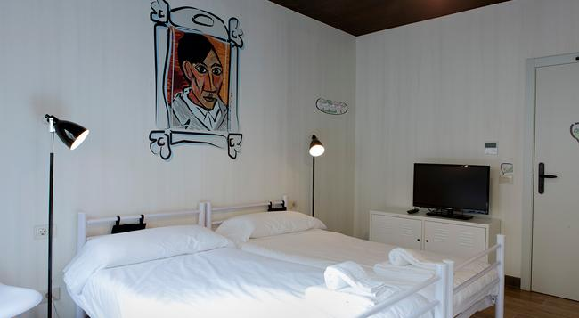 Room007 Ventura Hostel - 馬德里 - 臥室