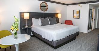 貓頭鷹賭場酒店 - 拉斯維加斯 - 臥室