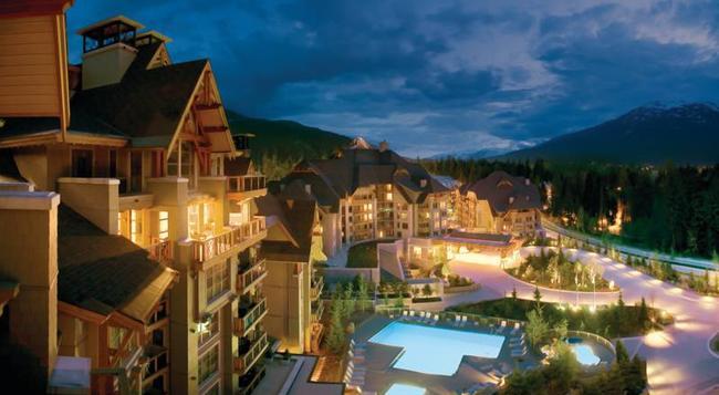 Four Seasons Resort Whistler - 惠斯勒 - 建築
