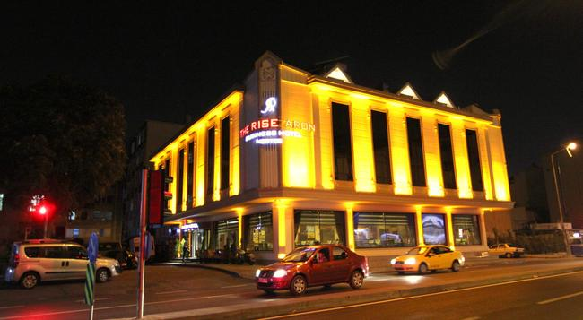 The Rise Aron Business Hotel Merter - 伊斯坦堡 - 建築
