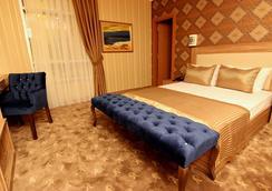 梅尔特尔莱思埃隆商务酒店 - 伊斯坦堡 - 臥室