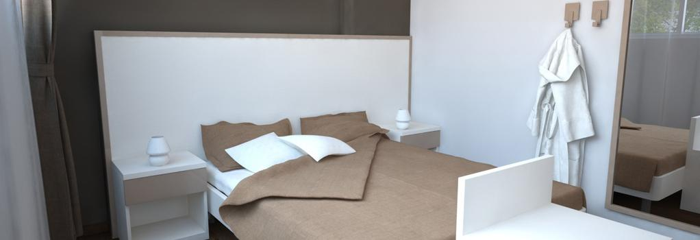Residenza Gregorio VII - 羅馬 - 臥室