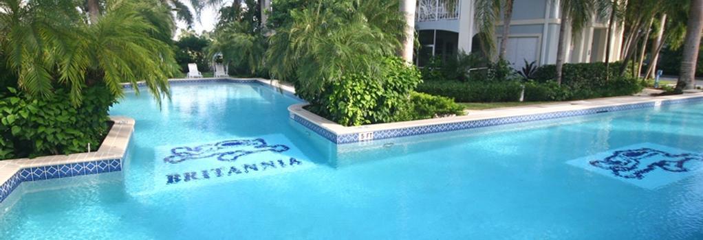 Britannia Villas - George Town - 游泳池