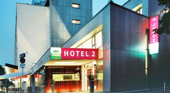 7 Days Premium Hotel Vienna - 維也納 - 建築