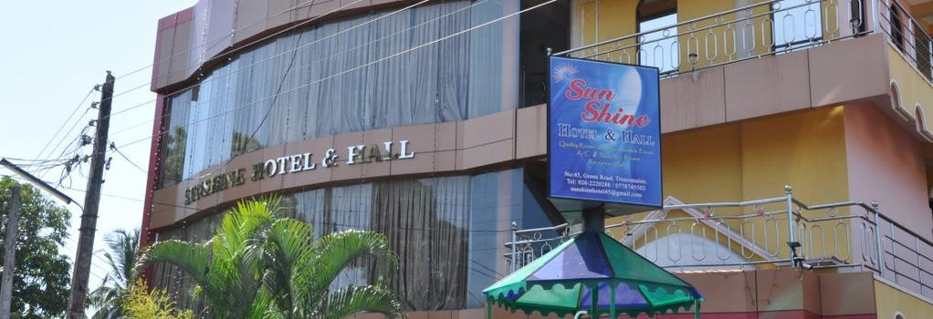 Sunshine Hotel & Hall - 亭可馬里 - 建築