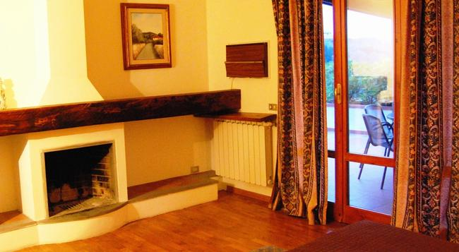 Poggio Del Golf Residence & Club - 佛羅倫斯 - 臥室