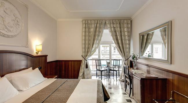 Nakissa Inn - 羅馬 - 臥室