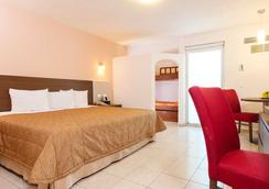 巴亞爾塔港皇冠天堂俱樂部度假酒店 - 巴亞爾塔港 - 臥室