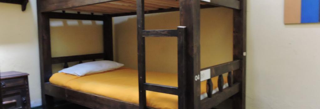 Chocolate Hostel - Bogotá - 臥室