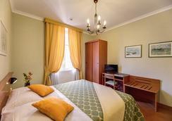 科羅娜酒店 - 羅馬 - 臥室