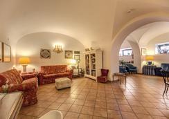 科羅娜酒店 - 羅馬 - 大廳