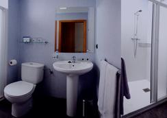 歐拉萊茵酒店 - 聖塞瓦斯蒂安 - 浴室