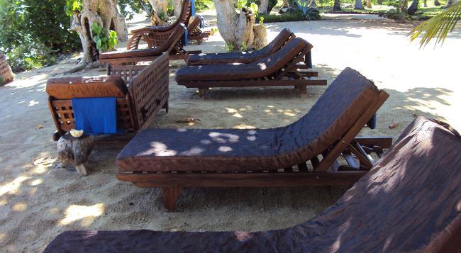 Sangany Lodge - 努西貝 - 室外景