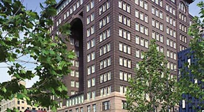 Renaissance Pittsburgh Hotel - 匹茲堡 - 建築