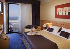 斯波廷酒店 - 里米尼 - 臥室