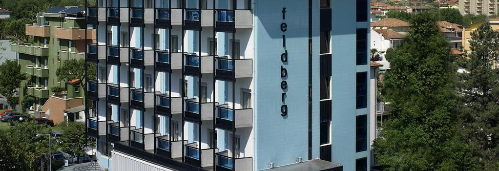 Hotel Feldberg - 里喬內 - 建築