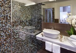 比安卡曼諾酒店 - 里米尼 - 浴室