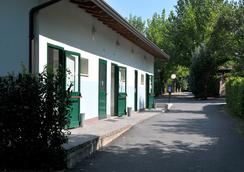 特瑞維薩哥營地酒店 - Moniga del Garda - 浴室