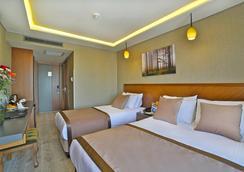 拉雷利轉角酒店 - 伊斯坦堡 - 臥室