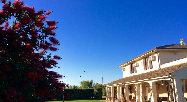 Domominore Country Hotel Alghero - 阿爾蓋羅 - 建築