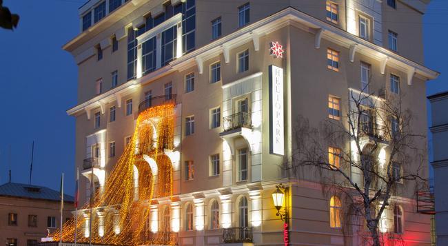 Heliopark Residence Hotel - Penza - 建築