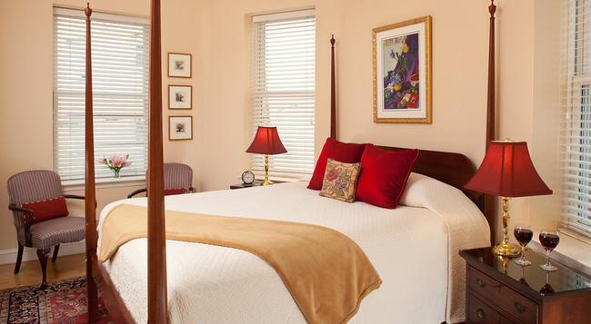Woodley Park Guest House - 華盛頓 - 臥室