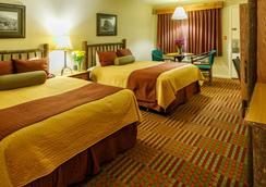 安特勒酒店 - 傑克遜 - 臥室