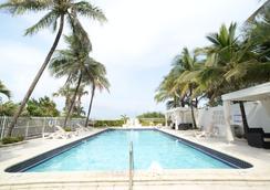 米默薩酒店 - 邁阿密海灘 - 游泳池