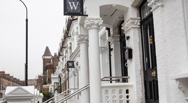 W14 Hotel - 倫敦 - 建築