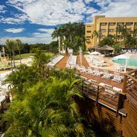 Mabu Thermas Grand Resort View from Hotel