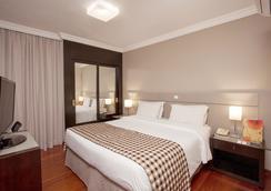 麻布庫裡提巴商務酒店 - 庫里提巴 - 臥室