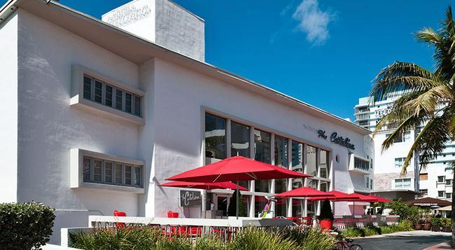 Catalina Hotel & Beach Club - 邁阿密海灘 - 建築
