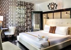 卡塔利娜酒店與海灘俱樂部 - 邁阿密海灘 - 臥室