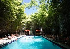 卡塔利娜酒店與海灘俱樂部 - 邁阿密海灘 - 游泳池