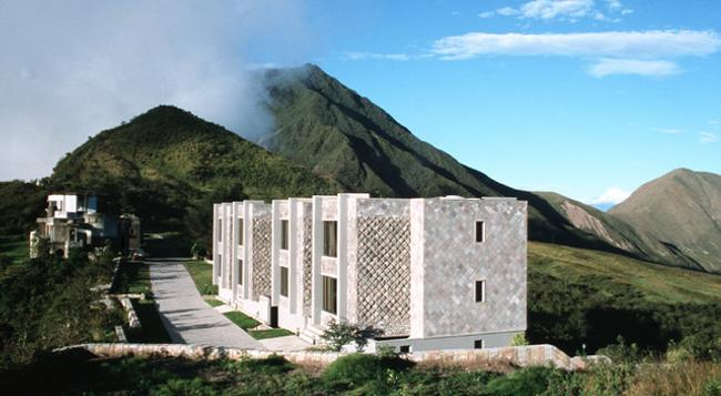 Hotel El Crater - 基多 - 建築