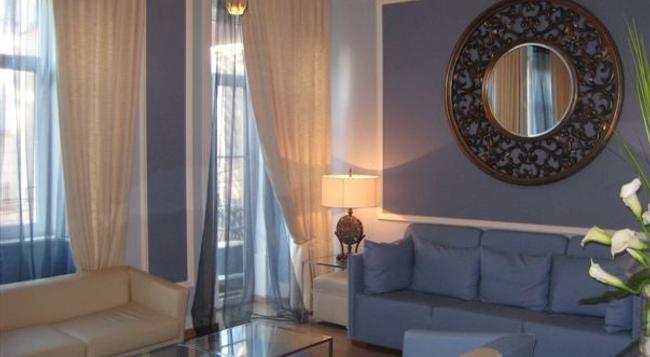 Residencial do Sul - 里斯本 - 客廳