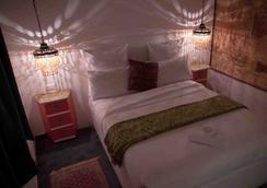 Villa Das Arábias Boutique Hotel - 馬布多 - 臥室