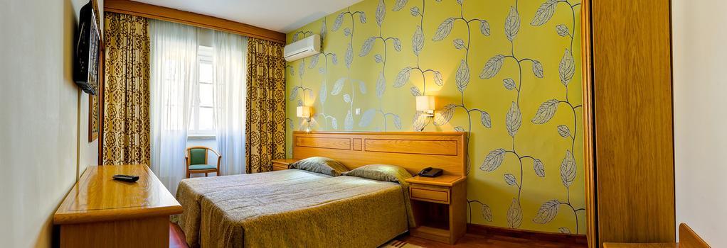 Hotel Avenida Park - 里斯本 - 臥室