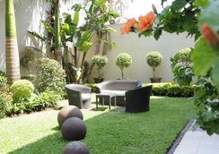 阿夫林普雷斯提格酒店 - 馬布多 - 室外景