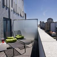 Cliphotel Patio/Balcony