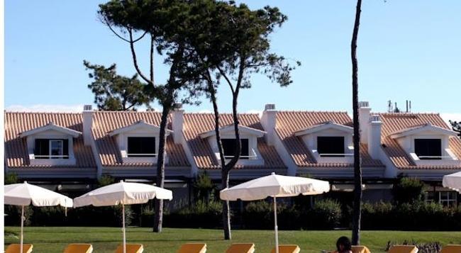 Vila Bicuda Resort - 卡斯卡伊斯 - 建築